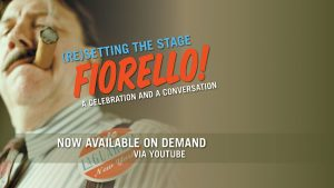 (Re)Setting the Stage: FIORELLO!