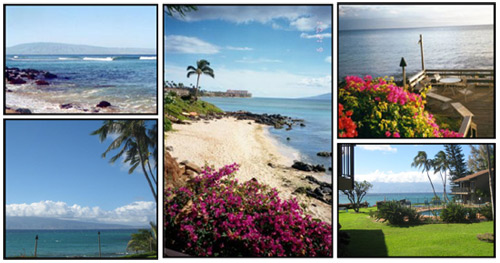 Images of Maui