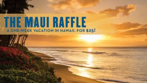 Win a trip to paradise!